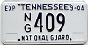 2004 Tennessee National Guard # 409