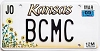 2005 Kansas Sunflower graphic # BCMC, Johnson County