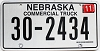 2005 Nebraska Commercial Truck # 2434, Clay County