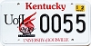 2005 University of Louisville Kentucky #55
