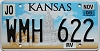 2005 Kansas Recreational Vehicle graphic # WMH-622, Johnson County