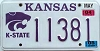 2005 Kansas State University graphic # 11381