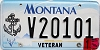 2005 Montana Veteran graphic # V20101