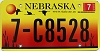 2005 Nebraska graphic # C8528, Madison County