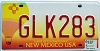2005 New Mexico Balloon graphic # GLK283