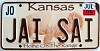 2006 Kansas Buffalo graphic # JAI SAI, Johnson County