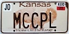 2006 Kansas Buffalo graphic # MCCPL, Johnson County