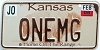 2006 Kansas Buffalo graphic # ONEMG, Johnson County