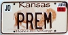 2006 Kansas Buffalo graphic # PREM, Johnson County