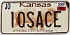 2006 Kansas Buffalo graphic # 10SACE, Johnson County