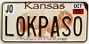 2006 Kansas Buffalo graphic # LOKPASO, Johnson County