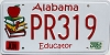 2006 Alabama Educator graphic # PR319