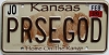2006 Kansas Buffalo graphic # PRSEGOD, Johnson County