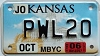 2006 Kansas Moped (MBYC) graphic # PWL20, Johnson County