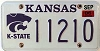2006 Kansas State University graphic # 11210