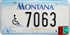 2006 Montana Disabled graphic # 7063