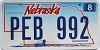 2006 Nebraska Wagon graphic # PEB-992