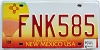 2006 New Mexico Balloon graphic # FNK585