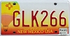 2006 New Mexico Balloon graphic # GLK266