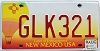 2006 New Mexico Balloon graphic # GLK321