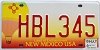 2006 New Mexico Balloon graphic # HBL345