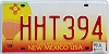 2006 New Mexico Balloon graphic # HHT-394