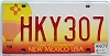 2006 New Mexico Balloon graphic # HKY307