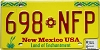 2006 New Mexico # 698-NFP