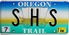 2006 Oregon Trail graphic # S H S