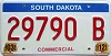 2006 South Dakota Commercial graphic # 29790 B