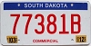 2006 South Dakota Commercial graphic # 77381B