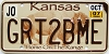 2007 Kansas Buffalo graphic #GRT2BME