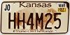 2007 Kansas Buffalo graphic #HH4M25