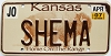 2007 Kansas Buffalo graphic #SHEMA