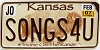 2007 Kansas Buffalo graphic #SONGS4U