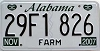 2007 Alabama Farm # 29F1826
