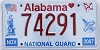 2007 Alabama National Guard graphic # 74291