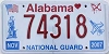 2007 Alabama National Guard graphic # 74318