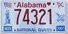 2007 Alabama National Guard graphic # 74321