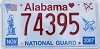 2007 Alabama National Guard graphic # 74395