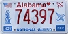 2007 Alabama National Guard graphic # 74397