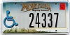 2007 Montana Disabled Big Sky graphic # 24337