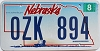2007 Nebraska Wagon graphic # OZK-894