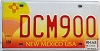 2007 New Mexico Balloon graphic # DCM900