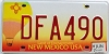 2007 New Mexico Balloon graphic # DFA490