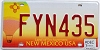 2007 New Mexico Balloon graphic # FYN435