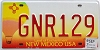 2007 New Mexico Balloon graphic # GNR129