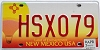 2007 New Mexico Balloon graphic # HSX079