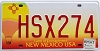 2007 New Mexico Balloon graphic # HSX274