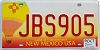 2007 New Mexico Balloon graphic # JBS905